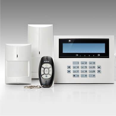 alarmy sprzęt firmy montażowej DNMAX